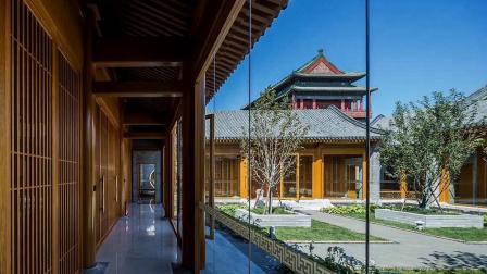隐秘在京城鼓楼旁的神秘院子 竟然可以找回过往时间——时间博物馆