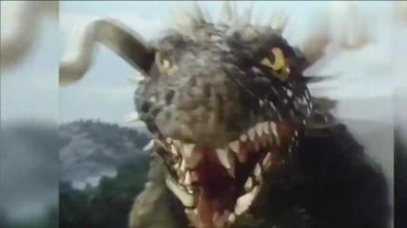 奥特曼: 乔尼亚斯珍贵特摄片段: 乔尼亚斯vs爬虫怪兽