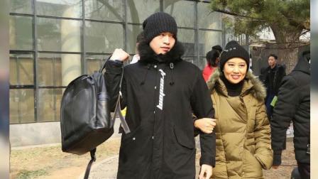 """徐锦江晒儿子减肥对比照 195斤""""小胖子""""变纤瘦少年"""