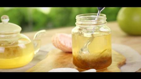 自制蜂蜜柚子茶, 给你爱上喝热水的理由