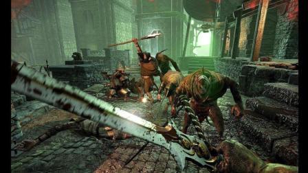 『游戏者联盟』战锤: 末世鼠疫2- 独家游戏演练(新的残酷格斗游戏2018)