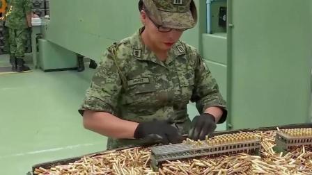 死亡制造工厂: 深入美国军工厂, 流水线上的每一颗子弹都能杀人