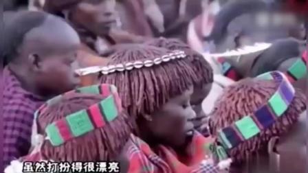 非洲原始部落 新婚习俗, 太奇怪了
