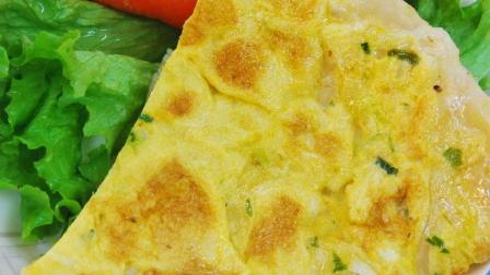 孩子们最喜欢的健康美味: 鸡蛋汤面, 麻婆豆腐, 番茄虾, 葱花蛋饼