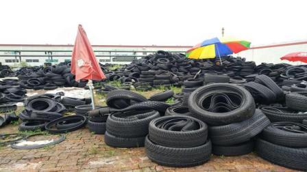 外企来中国回收废旧轮胎, 到底有什么作用? 说出来你都不敢相信