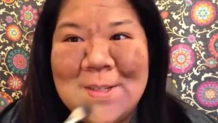 看完这化妆直播展示! 你还敢相信韩国美女主播吗?