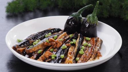 用最原始的方法制作烧椒茄子, 味道确实好吃, 湘菜酒楼卖38元一份