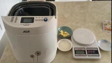 烘焙奶油制作技术教程_烘焙翻糖蛋糕的做法视频教程_蛋糕裱花教学视频用手到擒来的食材