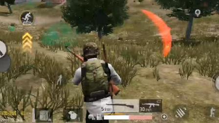 绝地求生: 专业狙击手拿到98K, 开完第一枪就后悔了!