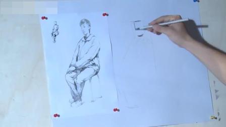 学习油画房子钢笔速写教程视频教程, 动漫素描入门教学视频, 素描入门教程图解视频教程