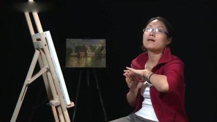 风景油画教程山水速写教程视频, 简单风景速写入门图片, 素描入门教程pdf彩色素描