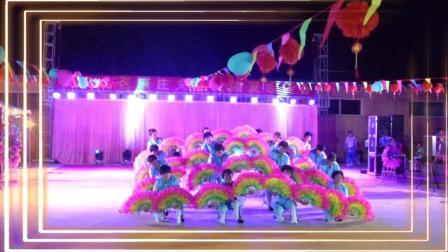 我爱你中国扇子舞-大张舞蹈队