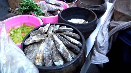 这样的酥鱼和缯肘有谁吃过, 工艺独特独霸一方, 让你吃了还想吃!