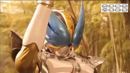 假面骑士电王, 圣翼形态初次登场, 但帅不过多久
