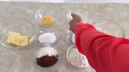 烘焙蛋糕制作视频教程 花朵饼干的制作方法 烘焙多肉教程