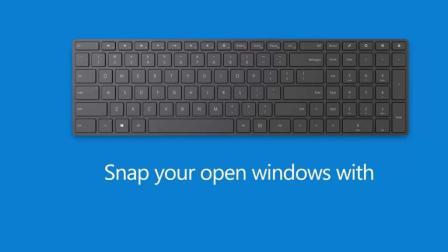 【微软课堂】(一)如何使用Windows 10系统中的键盘快捷键