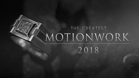THE GREATEST MOTIONWORK 2018
