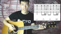 「十一课」吉他扫弦 十六分音符入门 非常实用节奏扫弦教学 必须收藏