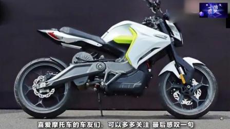 虬龙科技诞生国内最快电动摩托车, 这才是真的中国创造