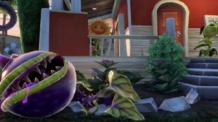 植物大战僵尸: 花园战争, 非常好看的动画片