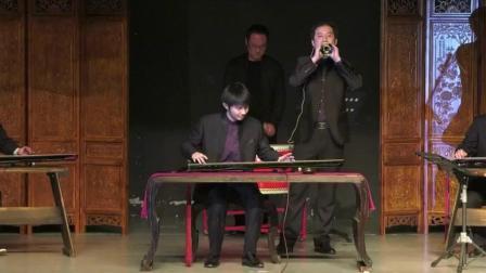 民乐合奏《男儿当自强》, 唢呐和笛子真是绝配! 慷慨激昂