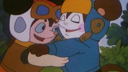 魔性回顾童年经典动画片《舒克与贝塔》, 当年你是否看懂了这些高能桥段...