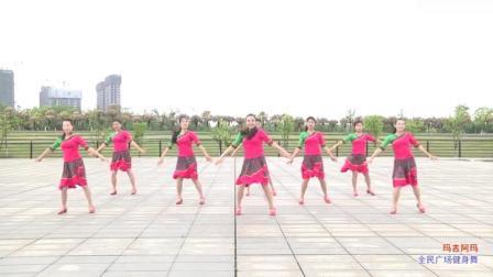 广场舞也可以跳得很专业,不信自己看