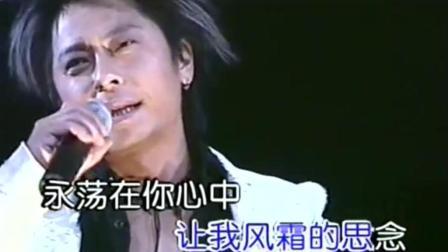 《心痛》王杰词曲, 国语演唱会现场(绝版), 好听到心痛