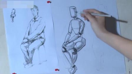 无锡美术培训素描教程 素描入门教程, 孔雀国画教程图解, 儿童素描入门图片人物速写视频