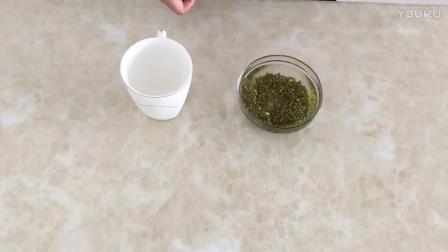 君之烘焙视频教程蛋挞 绿豆冰棒的制作方法 蛋黄饼干的做法视频教程