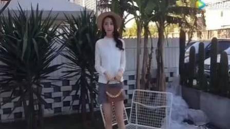 蕾丝包臀裙搭配白衬衫 高跟鞋让你女人味十足 尽显白领的时尚完美