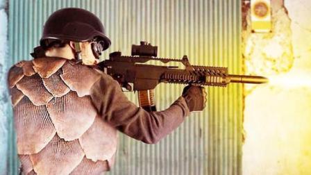 中国发明穿山甲防弹衣, 装备军队, 中弹后自动修复, 美军慌了