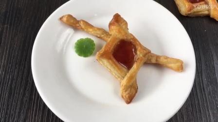 君之烘焙牛奶面包视频教程 酥脆果酱派的制作方法 蛋糕烘焙初学视频教程全集
