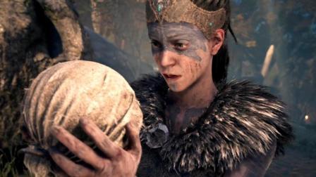 KO酷《地狱之刃: 塞娜的献祭》01期: 寻找自我起航 全剧情流程 PS4动作冒险游戏
