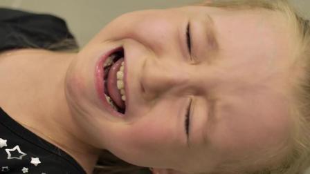 3岁开始练体操 训练室哭声一片 一般人根本受不了