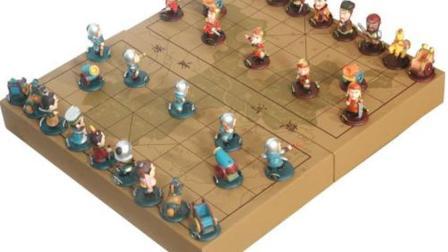 象棋陷阱: 炮不敢打车的经典残局, 太有创意了!