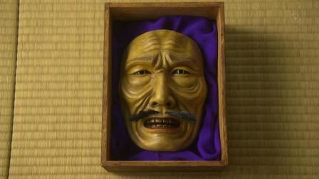 日本古老的面具传说, 真相不寒而栗!