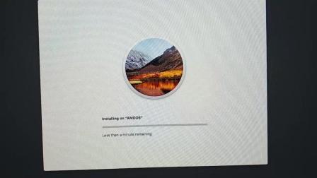 聆曦_lingxi_原创黑苹果镜像_AMD_Ryzen 安装视频说明