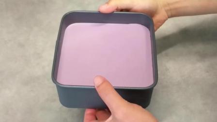 冷冻蓝莓芝士蛋糕 - 轻松食谱