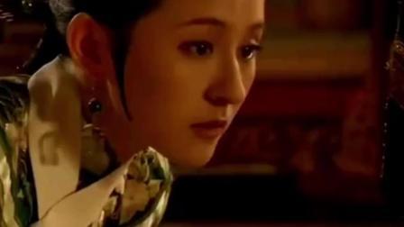 甄嬛传: 宁贵人最后才知道, 她那时救的是甄嬛和果郡王的孩子!