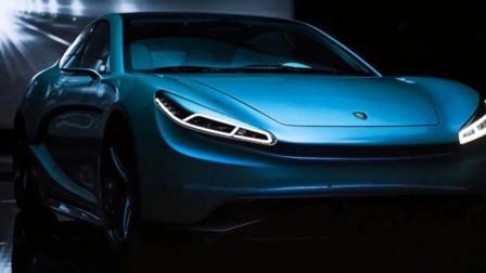 绿驰新能源汽车日内瓦发布, 外形炫酷, 续航600公里