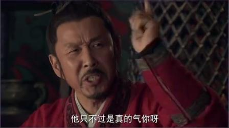 楚汉传奇:刘邦同时骗了两个王,却能全身而退,看他是怎么说服人