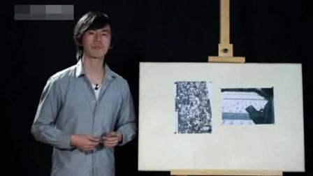 央美创意素描优秀作品 简单眼睛画法 速写培训