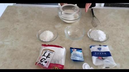 西点烘焙教程_烘焙翻糖蛋糕的做法视频教程_纸杯蛋糕配方