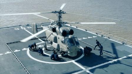 别总是羡慕国外, 我国也有双旋翼共轴式直升机, 拥有极强反潜实力