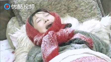 孕妇躺在拖拉机后面,迎着大雪去医院生孩子,丈夫只会用书信鼓舞
