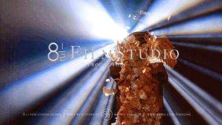 《香波古堡》八又二分之一影视 希尔顿酒店婚礼跟拍
