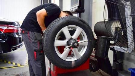 不懂吃大亏! 看着简单的车轮动平衡测试, 里面大有学问!