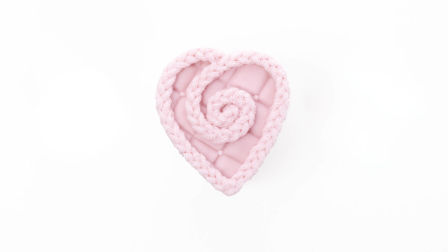 莫夫教室——女神节系列粉色记忆蛋糕