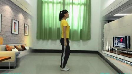 曳步舞钟摆360度的分解 鬼步舞教学基础舞步慢动作, 女生鬼步舞慢动作教学